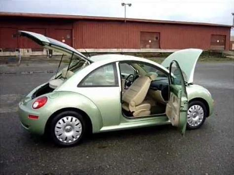 how to fix cars 2006 volkswagen new beetle electronic valve timing 2006 volkswagen beetle tdi 78kms auto turbo diesel leather 15995 motors