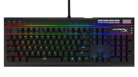 Keyboard Hyperx Ces 2017 Hyperx Announces Expanded Gaming Lineup