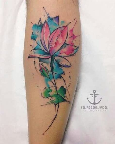199 best images about watercolor acuarela tattoo on