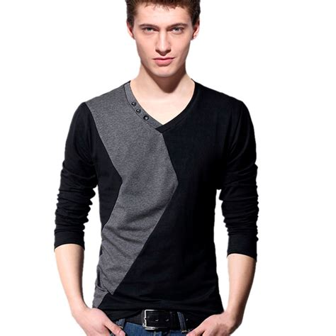 T Shirt Aoe 22 Bv get cheap v neck sleeve shirts for aliexpress alibaba