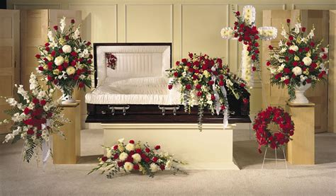 sympathy and funeral arrangements way to gro florist