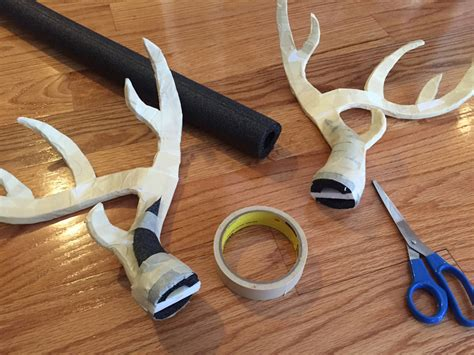 How To Make Deer Antlers Out Of Paper - how to make deer antlers out of paper 28 images how to
