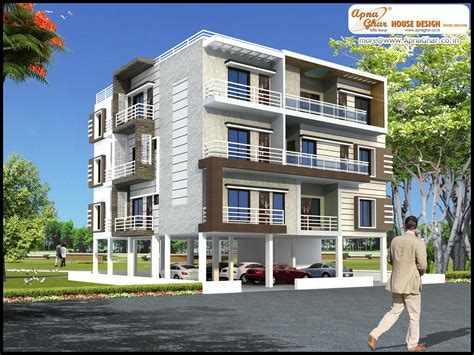 modern apartment exterior design an complete architectural solution provider company