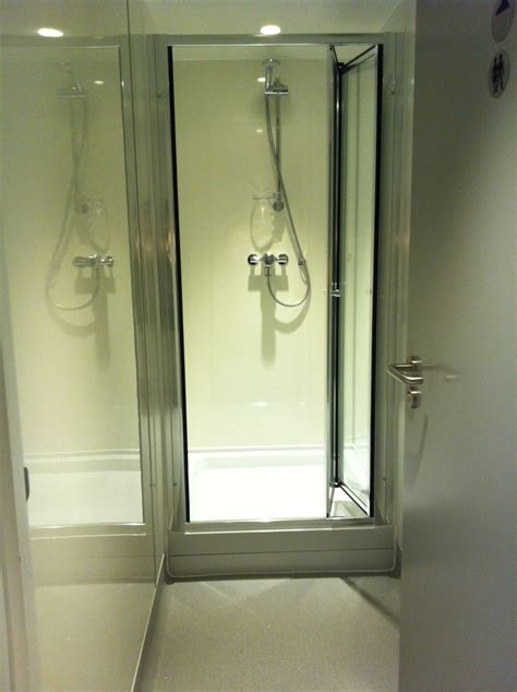 Showers Cycling by Learning At City New Learning Spaces