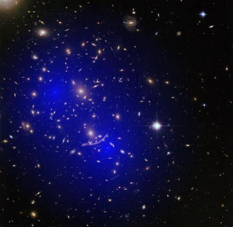 galaxy matter galaxy clusters collide matter still a mystery