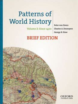 Patterns Of World History Brief Edition Charles | patterns of world history brief edition volume two