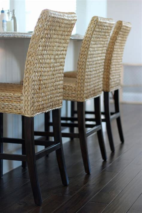 Kitchen Island Chairs With Backs a guide to different types of barstools and counter stools