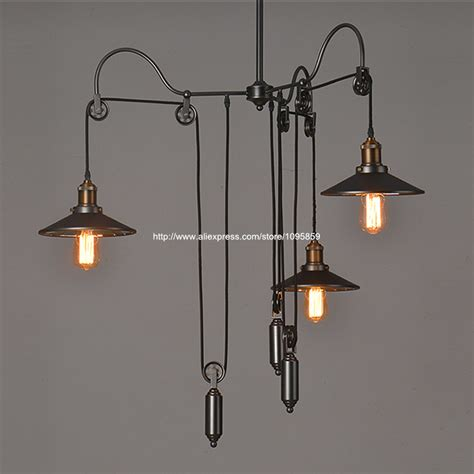 Pulley Ceiling Light Pulley Ceiling Promotion Shop For Promotional Pulley Ceiling On Aliexpress