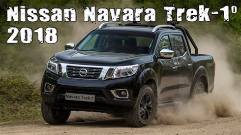 New Nissan Navara 2018 by New 2018 Nissan Navara Trek 1 176 Truck Uk Special