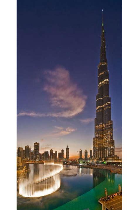 burj khalifa  tallest building   world