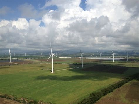 pattern energy puerto rico new puerto rico wind farm project begins operations in