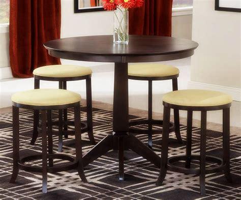 Espresso Bistro Table Espresso Finish Bistro Table And Stools Furniture Ideas Deltaangelgroup