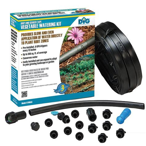drip irrigation yard and garden supplies