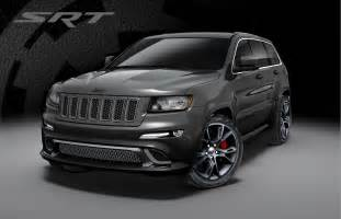 2013 jeep grand srt8 special editions alpine vapor