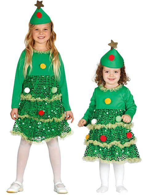 xmas tree model for fancydress tree costume childs toddler fancy dress novelty ebay