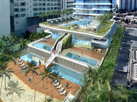 future pool miami s most luxurious penthouses of the future