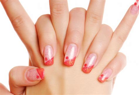 artificial nails types of artificial nails