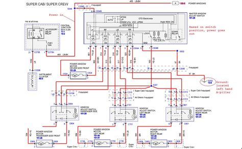ford  wiring diagram electrical website kanriinfo