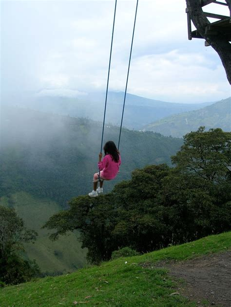 swing in ecuador the swing at the end of the world ba 241 os ecuador playscapes