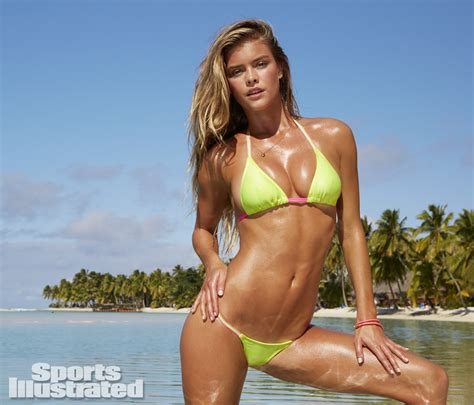 Necessities For A New Home by Nina Agdal Makes Her Be Sports Debut Brian Edwards Sports
