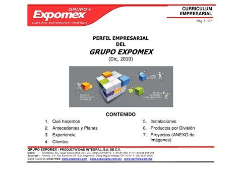 Modelo Curriculum Vitae Empresarial Curriculum Empresarial