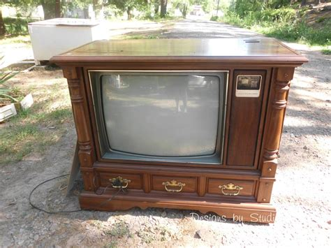 console tv how to rev an console tv cabinet