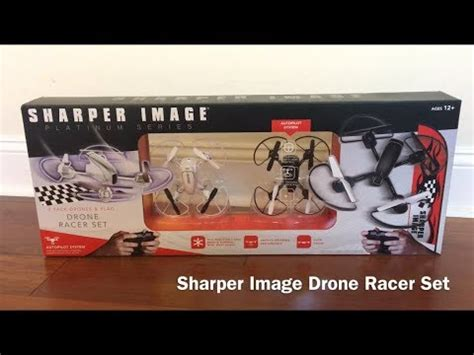 sharper image drone racers youtube