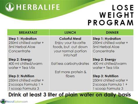 Herbalife Detox Diet Plan by 101 Best Herbalife Images On Herbalife Shake