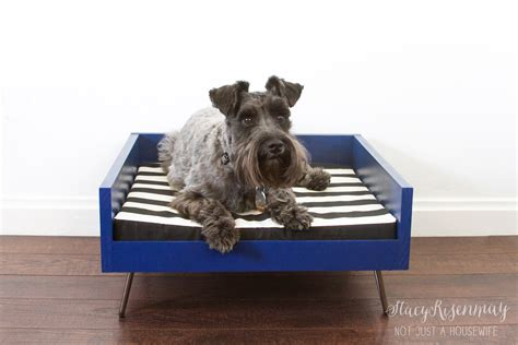 mid century modern dog bed midcentury modern dog bed not just a housewife