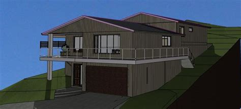 house floor plans sloping blocks sloping block house designs australia home design and style