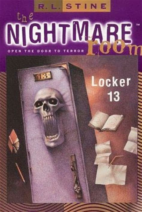 the locker room book locker 13 the nightmare room 2 by r l stine reviews discussion bookclubs lists