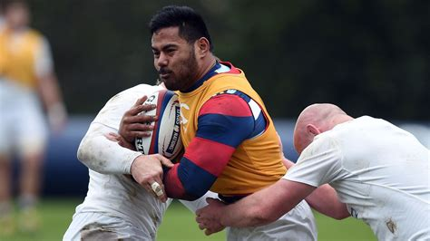 manu tuilagi bench england announce xv to face wales tuilagi on the bench