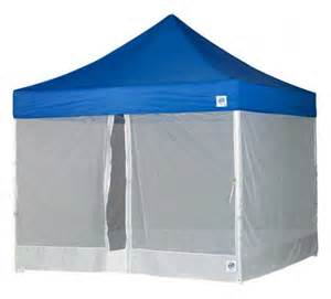 12x12 Canopy With Sides by E Z Up Canopy Tent Side Walls