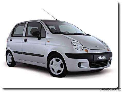 Matiz Auto by Daewoo Matiz Car