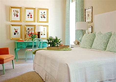 orange and green bedroom mint green and orange bedroom decoist