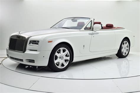 roll royce phantom 2016 white 2016 rolls royce phantom coupe drophead for sale