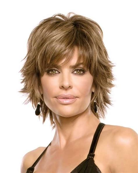 how to style lisa rena razor cut style long hairstyles 27 best lisa rinna images on pinterest hairstyles hair