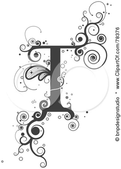 tattoo designs alphabet t letters tattoo initials and vines on pinterest