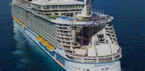 royal caribbeans newest ship royal caribbean s newest cruise ship debuts this year