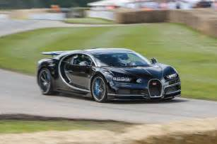 Bugatti Cars Bugatti Chiron Targets New Speed Record