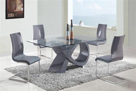 Table De Salle A Manger Moderne Avec Rallonge by 80 Id 233 Es Pour Bien Choisir La Table 224 Manger Design