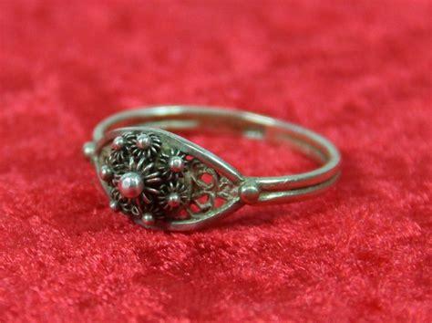 Jugendstil Eheringe by Details Zu Antiker Jugendstil Fingerring 835er Silber Ring