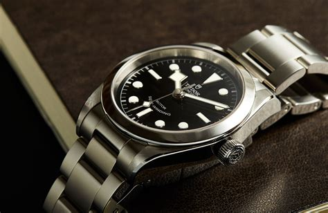 Tudor Heritage Black Bay 36 in depth things come in small packages the tudor