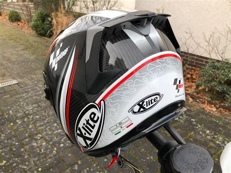 Motorradhelm X Lite Test by X Lite X 803 Ultra Carbon Motorradhelm Im Test Bremspunkt