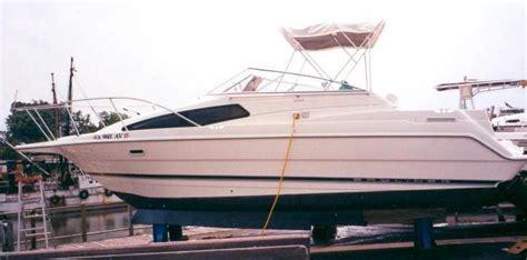 port boat side bayliner 2655 boat for sale