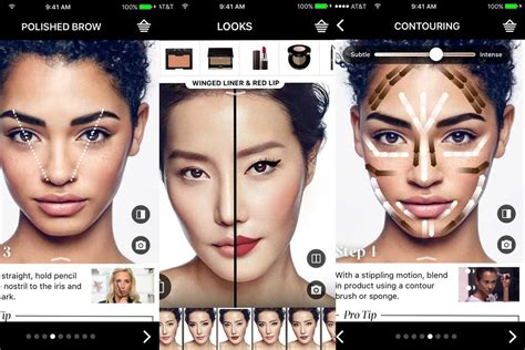 Produk Make Up Sephora sephora s app update lets you try makeup on