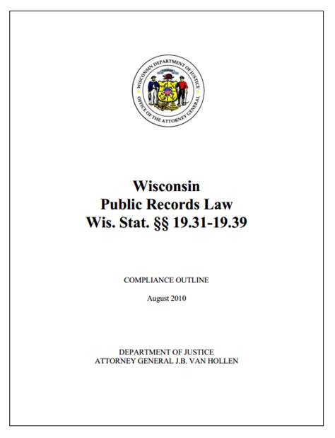 Wisconsin Property Records Retiring S Digest Getting To Chapter 43 Of The
