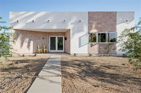 courtyard homes a modern courtyard house in phoenix design milk bloglovin