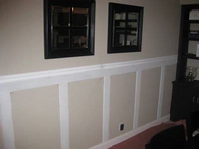 Faux Wainscoting Ideas by Best 25 Faux Wainscoting Ideas On