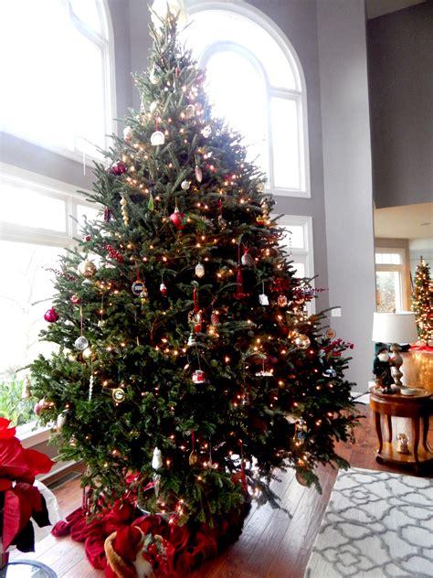 family room christmas tour 2015 stylish rev